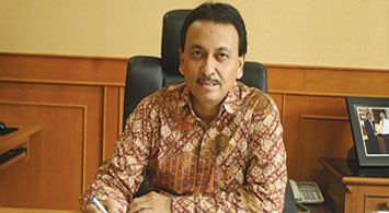 Prof. Dr. Ibrahim Bafadal, M.Pd, Direktur Pembinaan Sekolah Dasar, Direktorat Jenderal Pendidikan Dasar (repro foto: http://www.sabilillahmalang.org)