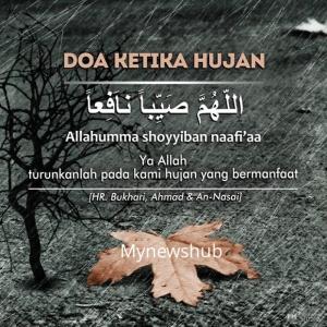 DOA-MUSIM-HUJAN